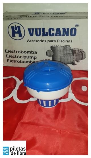 Boya de cloro con regulador promociones y precios de piletas for Piletas de fibra precios y medidas